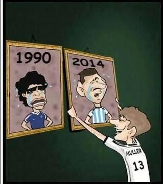 Nỗi đau Argentina thêm dài