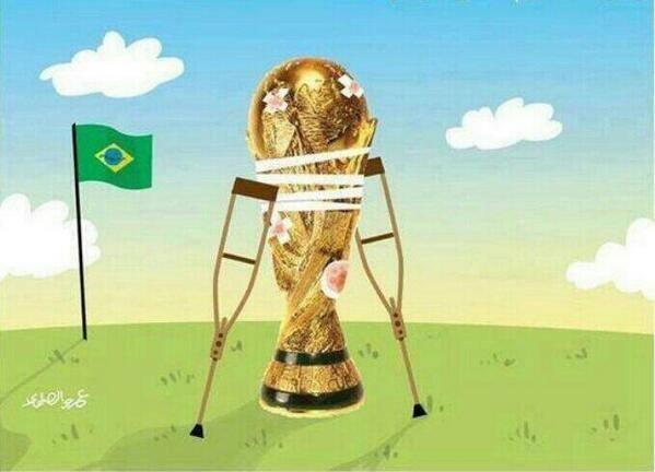 Một kỳ World Cup toàn chấn thương