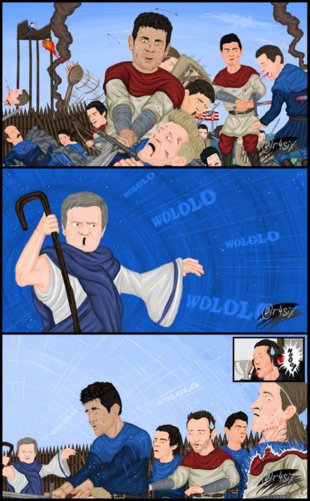 Mourinho đã phù được Costa về với Chelsea