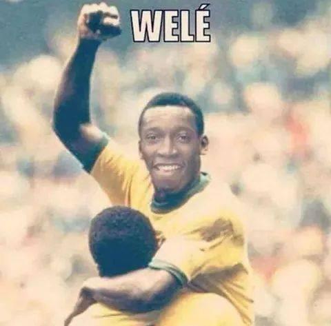 Wele cháu của Pele