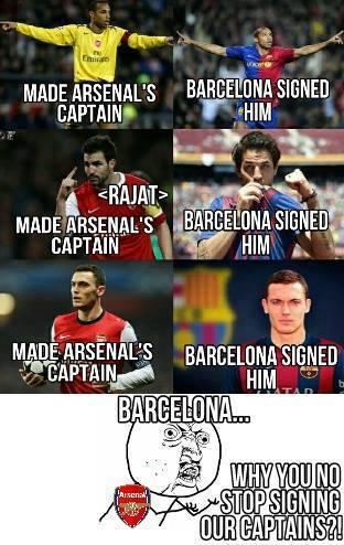Barca có vẻ thích mua đội trưởng Barca