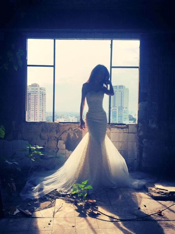 Hé lộ hậu trường chụp ảnh cưới của Công Vinh - Thủy Tiên 11