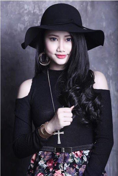 hotgirl, cô chủ, 9x