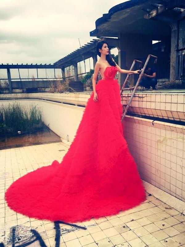 Hé lộ hậu trường chụp ảnh cưới của Công Vinh - Thủy Tiên 13