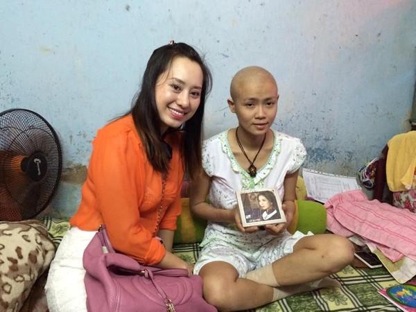 Trang tin châu Á đưa tin về cô gái Đà Nẵng xinh đẹp mắc bệnh máu trắng 13
