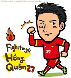 Và về các cầu thủ ĐT Việt Nam