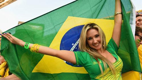 Brazil tuyệt vời biết bao