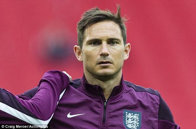 Mọi dự định tương lai lúc này với Lampard đều dở tệ