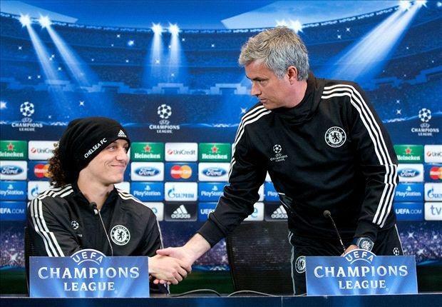 Mối quan hệ giữa Mourinho với David Luiz xấu đi nghiêm trọng