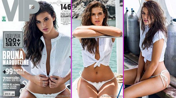 Bruna vô cùng xinh đẹp, hấp dẫn nhưng không thể giữ chân Neymar