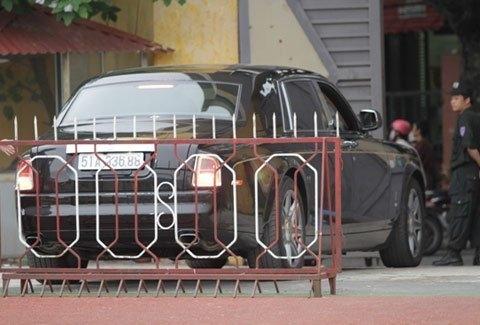 Chỉ có 4 người sở hữu Rolls-Royce Phantom Rồng tại Việt Nam