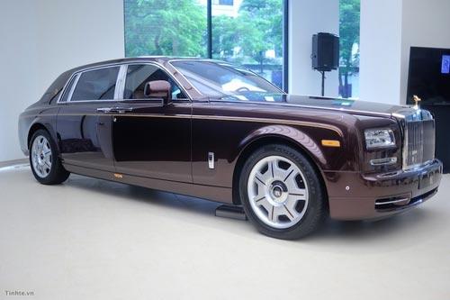 đại-gia, xe, phiên-bản, Rolls-Royce, thuế, phí, chơi.