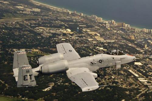 """""""Thần Sấm A-10"""" của Không quân Mỹ"""