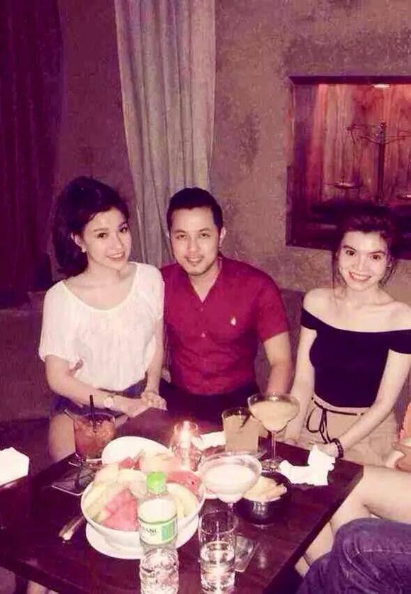 Anh trai Bảo Thy cặp kè bạn gái hot girl sau scandal với Tâm Tít