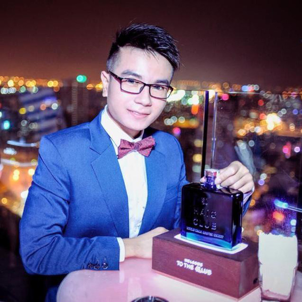 Quang Thịnh từ hotboy trường Ngoại thương tới nhân viên tập đoàn đa quốc gia