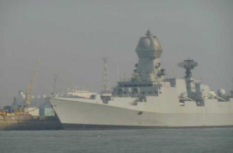 Khu trục hạm INS Kolkata