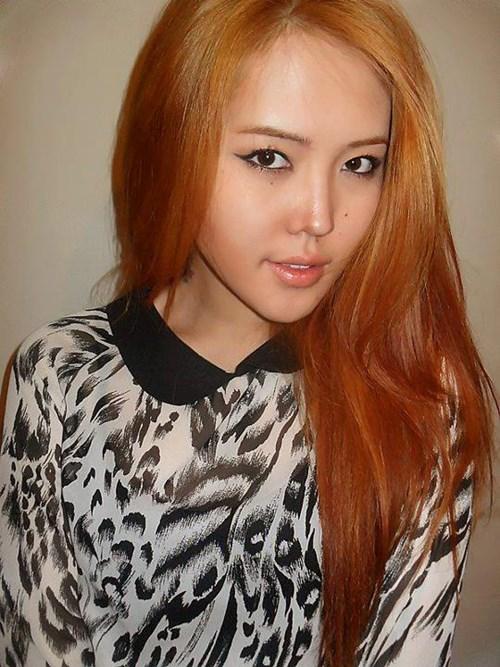 Thiếu nữ Mông Cổ sở hữu nhan sắc giống nhiều hot girl Hàn Quốc.