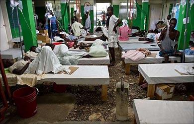 Rợn người hình ảnh chết chóc ở tâm đại dịch Ebola 2