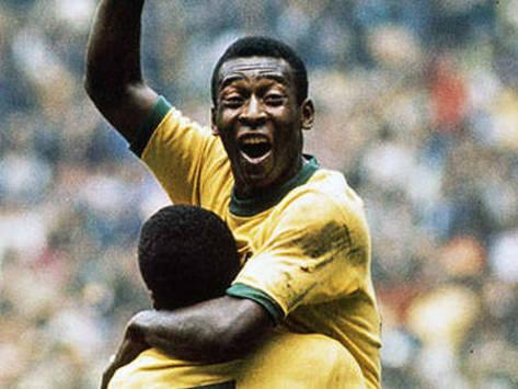 Pele được FIFA bầu là cầu thủ bóng đá vĩ đại nhất trong lịch sử