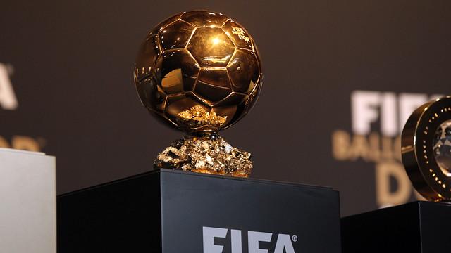 Ở giải Quả bóng vàng năm 2014, Messi lại có nguy cơ về nhì sau Ronaldo thêm lần nữa.