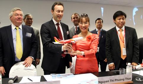 VietJet Air cũng có kế hoạch IPO trong năm 2015.