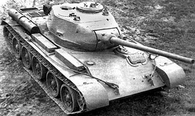T-44 gắn pháo 85 mm