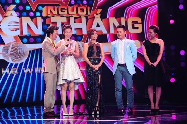 Top 4 đêm thi thứ 2 The Winner Is