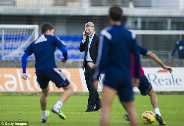 Cựu HLV Man United rất thoải mái, phấn khích trước công việc mới