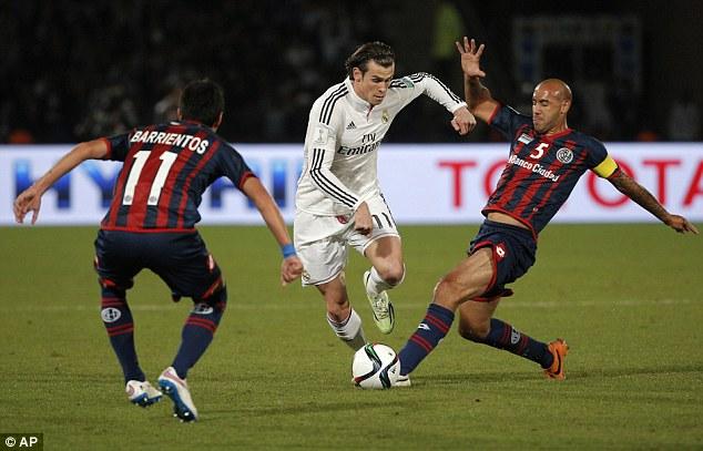 Bale không được CĐV Real yêu mến