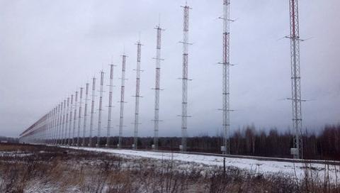 Hệ thống radar Container của Nga