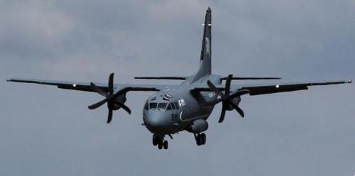 Không quân Mỹ không cần tới C-27J khi đã có C-130