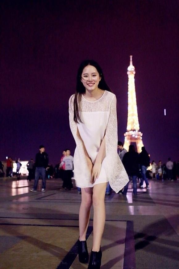 Nữ phó chủ tịch hội sinh viên đẹp nhất Trung Quốc