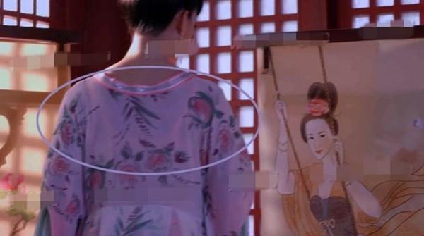 Khán giả thắc mắc tại sao phụ nữ đời Đường đã diện kiểu áo lót hiện đại này?