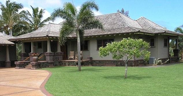 Biệt thự Kauai ờ Hawaii mua từ Will Smith giá 20 triệu bảng