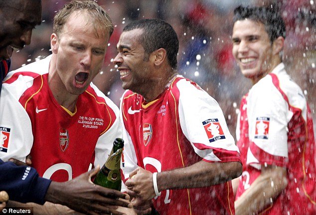 Trước đó là Arsenal