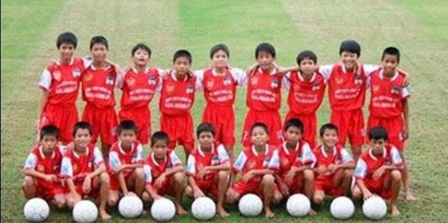 Một thế hệ mới tài năng của bóng đá Việt Nam