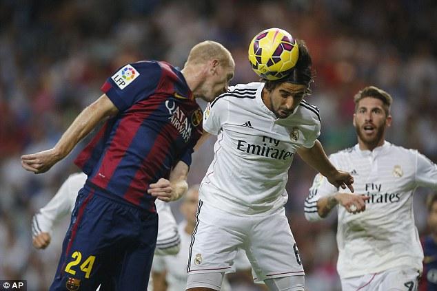 Khedira sắp mãn hạn HĐ với Real