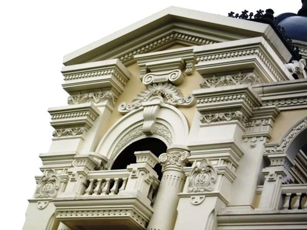 lâu-đài, biệt-thự, dinh-thự, đất-cảng, châu-Âu, triệu-đô, sinh-đôi