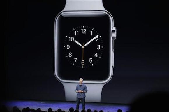 Tim Cook khẳng định iWatch là đồng hồ tốt nhất thế giới