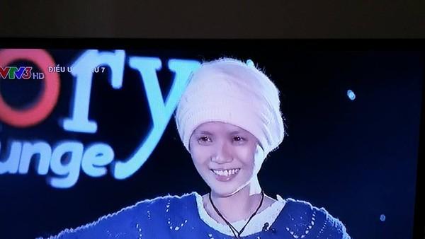 Câu chuyện cô gái Đà Nẵng xinh đẹp bị máu trắng khiến hàng triệu khán giả bật khóc 4