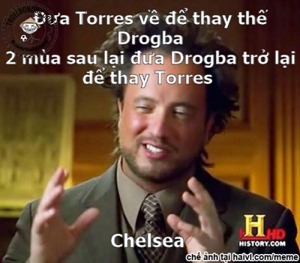 Chelsea mua bán rất loằng ngoằng