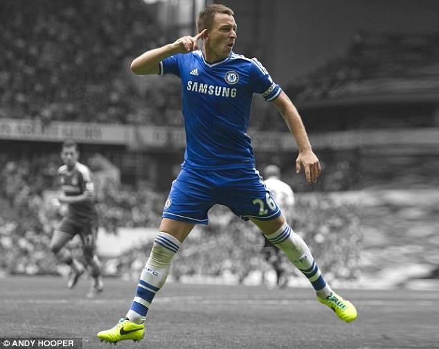 Terry sẽ tiếp tục là linh hồn của Chelsea