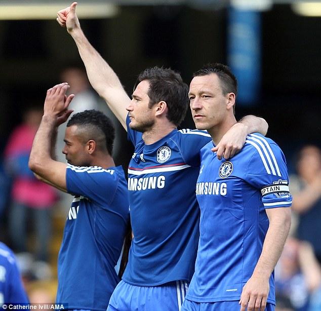 Tương lai Lampard sẽ ra sao?