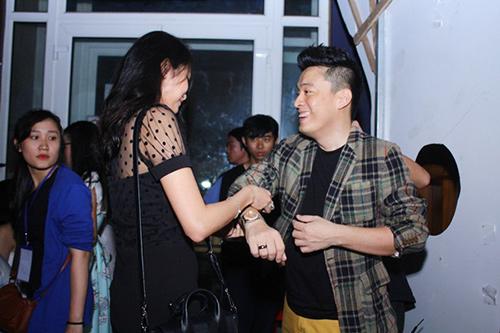 Nhắc tới Yến Phương, Lam Trường luôn dành những lời ngọt ngào: Cô ấy làm cho tôi cảm thấy trái tim mình được sưởi ấm lại sau bao nhiêu giông bão.