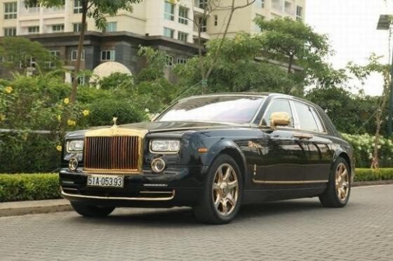 Đại gia bí ẩn sở hữu Iphone và Rolls Royce mạ vàng - Ảnh 5