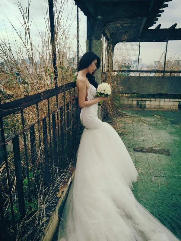 Hé lộ hậu trường chụp ảnh cưới của Công Vinh - Thủy Tiên 5