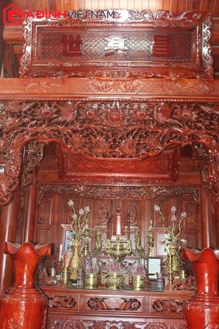 Các nhóm thợ đảm nhận: thợ mộc và thợ điêu khắc tranh gỗ ở Nam Định