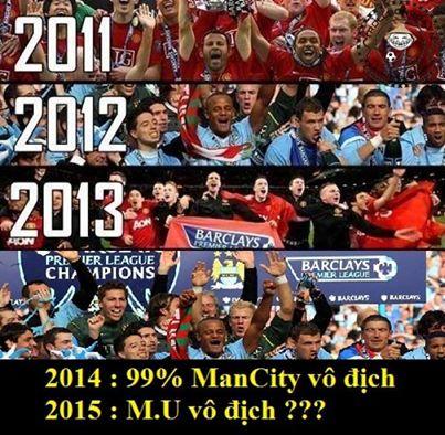 Có lẽ nào mùa tới Man United vô địch?