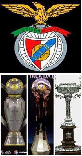 Chúc mừng Benfica