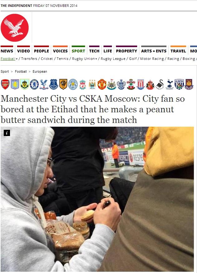 Tờ Independent cũng nhầm lẫn và suy luận sai
